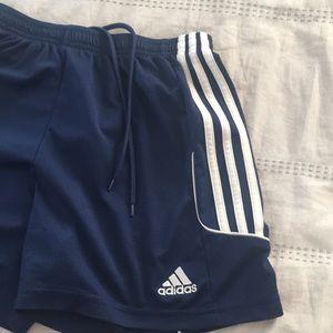 adidas Shorts - Adidas Climate Athletic Shorts - Navy. Like new 🏆